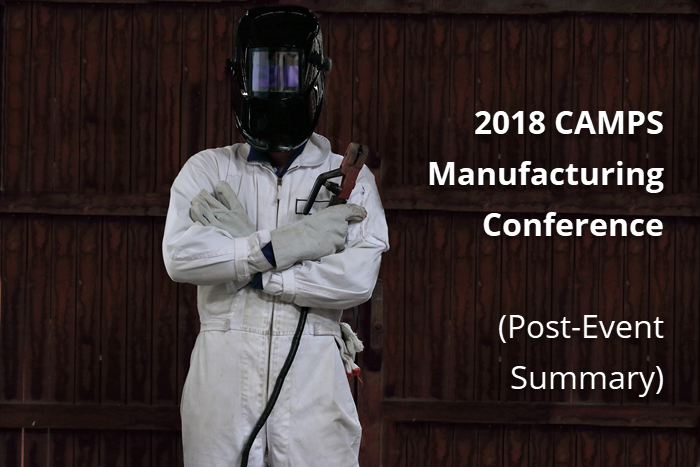 camps manufacturing conference