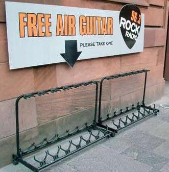free-air-guitar
