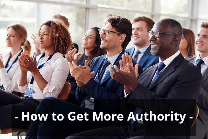how-to-get-more-authority