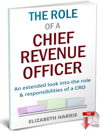role of a chief revenue officer