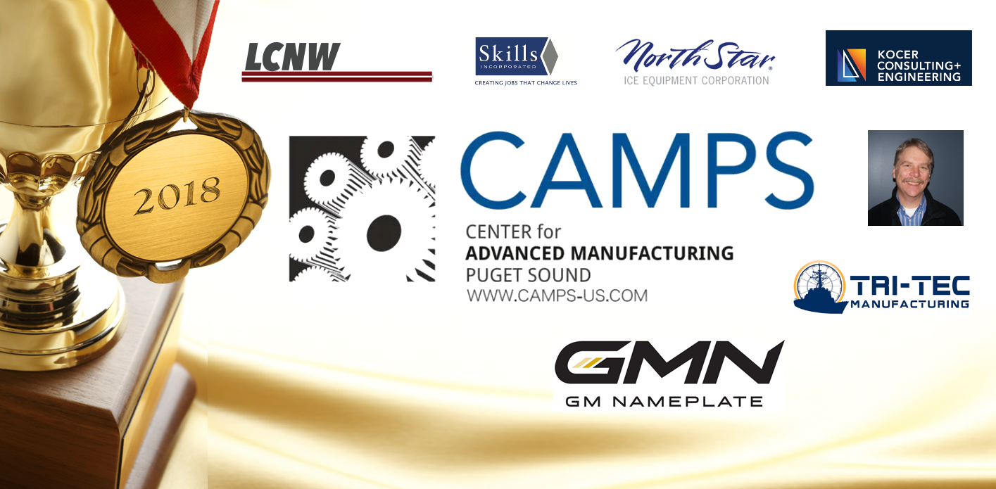 CAMPS Recognizes Achievements in Manufacturing - We Were There